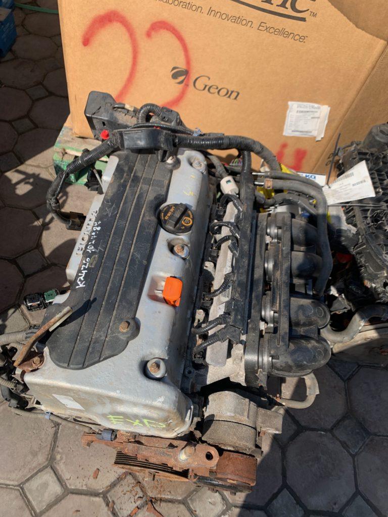 Двигатель Хонда 2.4 K24Z6