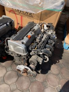 Двигатель Хонда 2.4 K24Z2