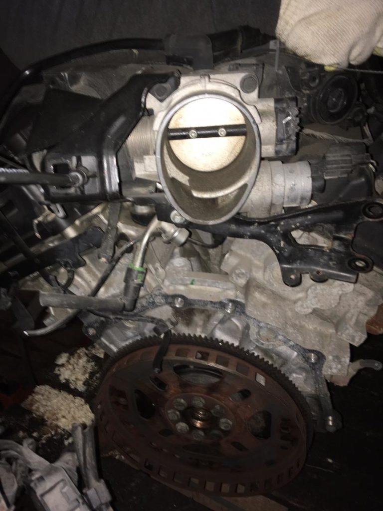 Двигатель EER 2.7 И